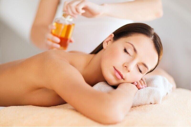 Pakiet masażu aromaterapeutycznego w Gdańsku