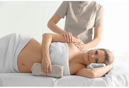 Pakiet masażu dla kobiet w ciąży lub po porodzie
