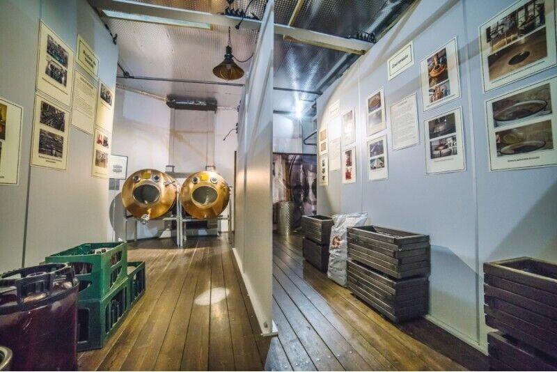 Zwiedzanie Muzeum Piwowarstwa z degustacją piwa