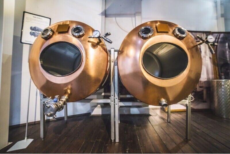 Zwiedzanie Muzeum Piwowarstwa z przewodnikiem audio oraz degustacją