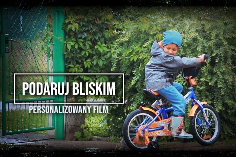 Personalizowany film z materiałów wideo i zdjęć