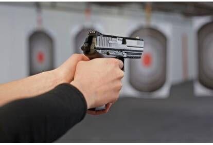 Kurs strzelania bojowego