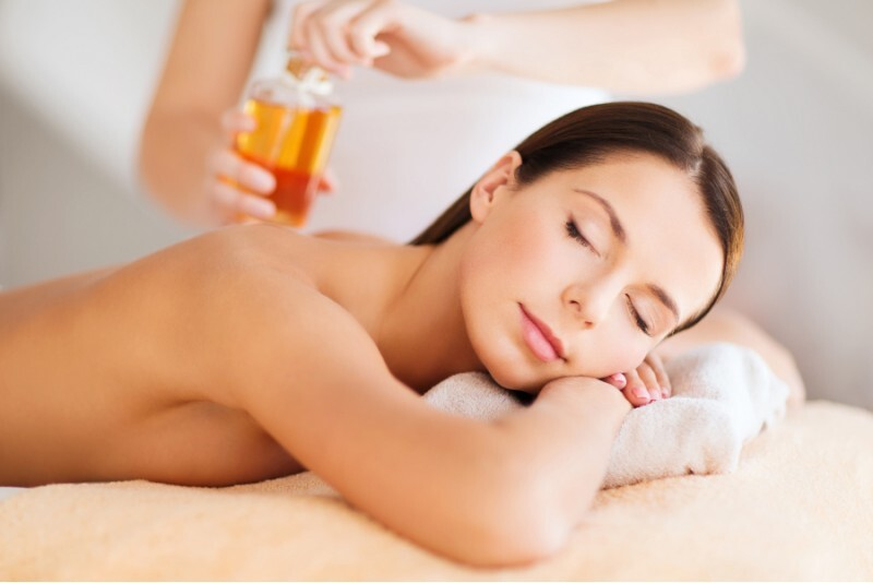 Relaksacyjny masaż pleców w Warszawie