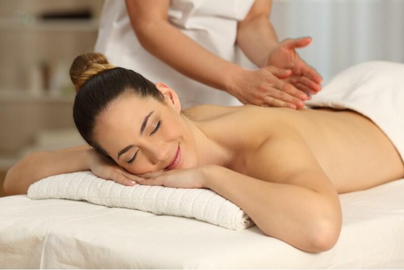 Relaksacyjny masaż całego ciała  w Warszawie