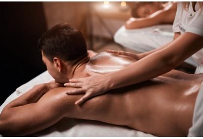 Manualny masaż dla dwojga w Warszawie