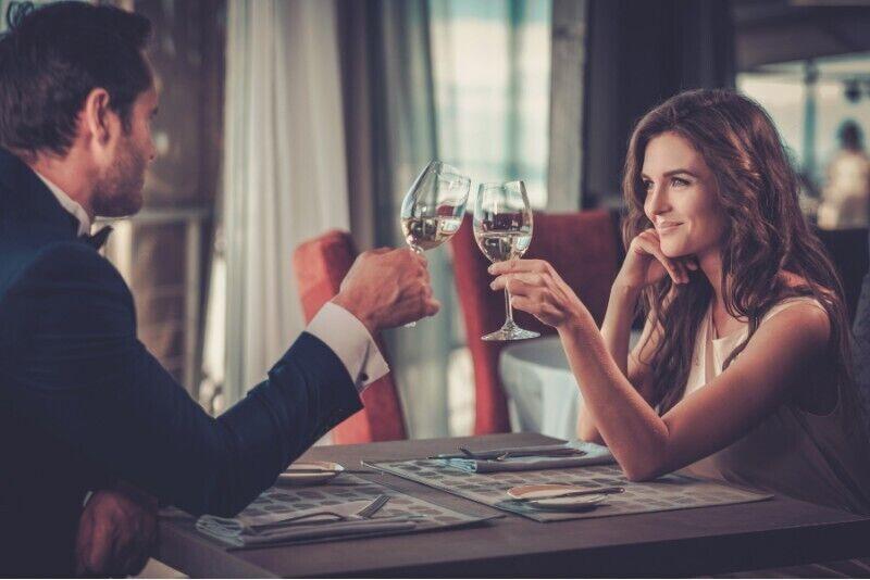 Romantyczna kolacja w hotelu Verde
