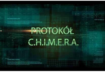 Wstęp do pokoju zagadek Protokół C.H.I.M.E.R.A