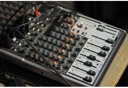 Zajęcia z reżyserii dźwięku