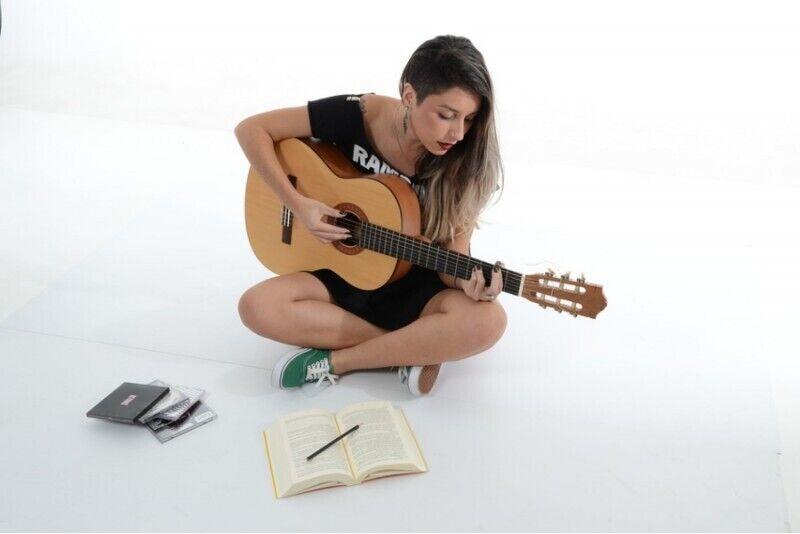 Online nauka gry na gitarze