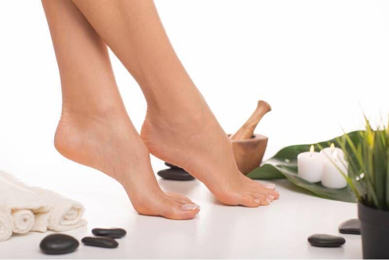 Pedicure z masażem nóg w Chorzowie