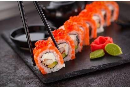 Kurs sushi II stopnia technik zaawansowanych w Warszawie