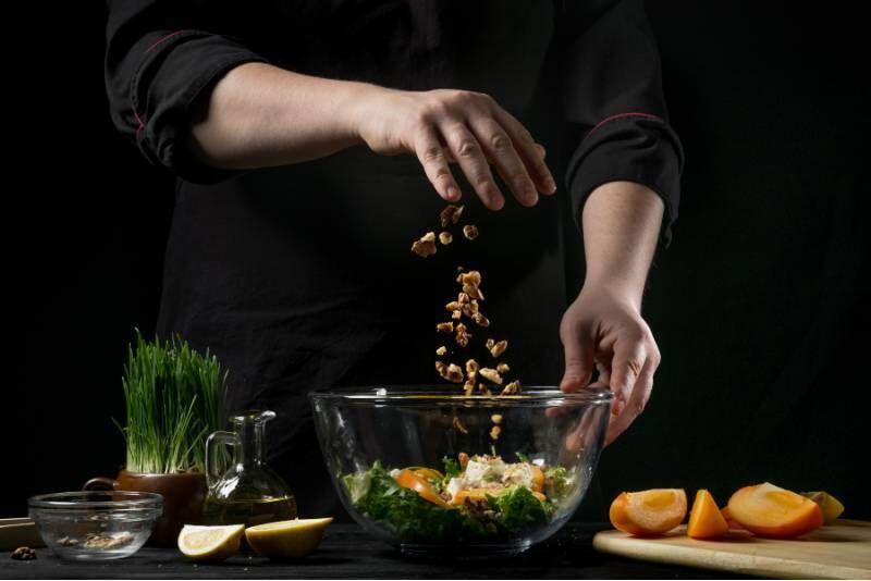 Kurs kulinarny SREBRNY w Warszawie