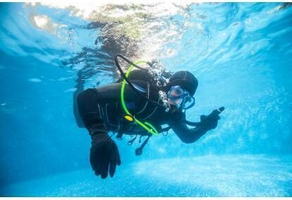 Kurs nurkowania Open Water Diver w Olsztynie