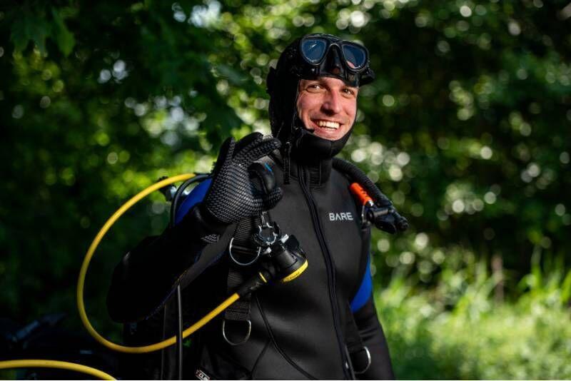 TRY SCUBA - odkryj nurkowanie w Olsztynie