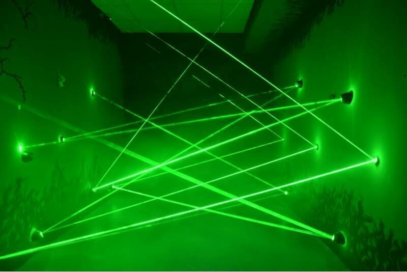 Wstęp do Laser Room'u w Łodzi