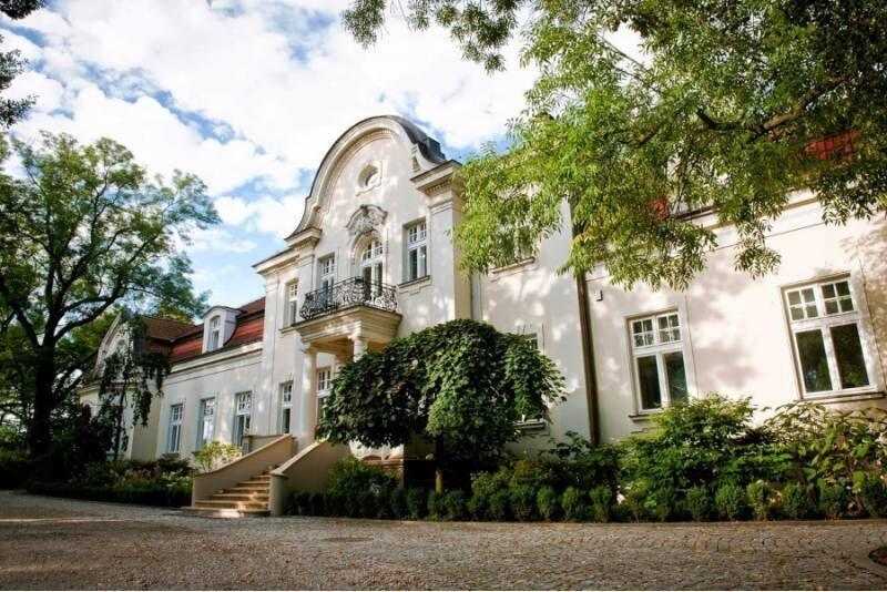 Relaksujący wypoczynek w Pałacu Zdunowo