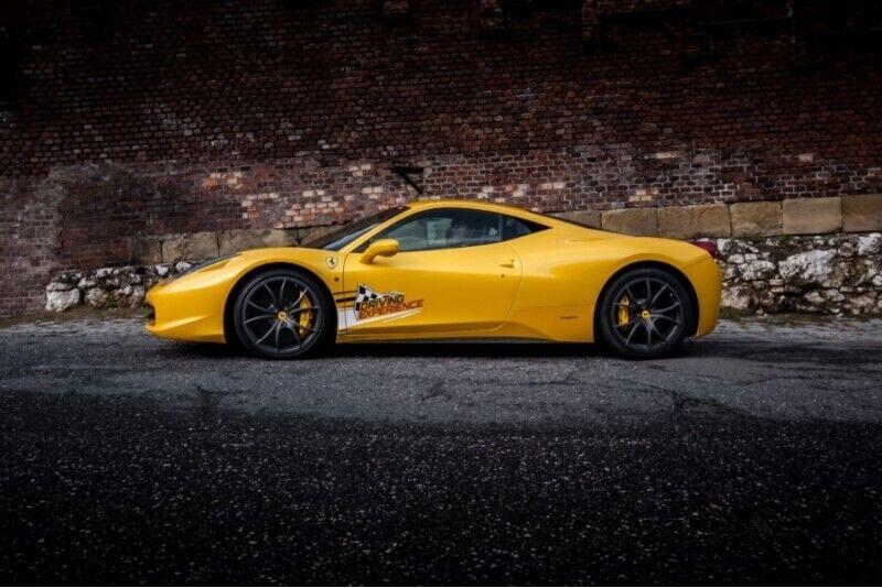 Jazda Ferrari w Kielcach z pakietem Bronze