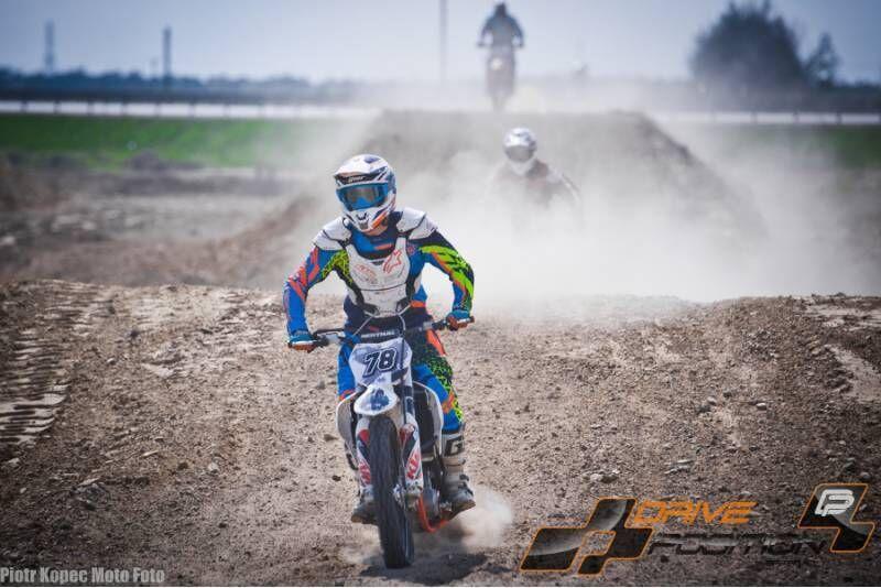 Szkolenie motocross INTRO