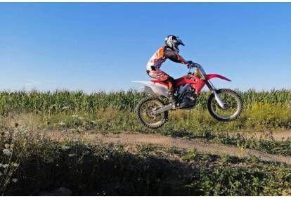 Poznaj Motocross w Gdańsku