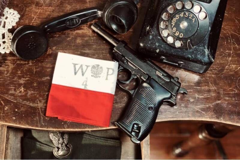 Wstęp do pokoju zagadek Powstanie Warszawskie