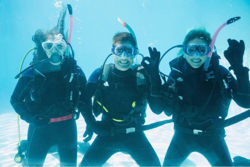 Kurs PADI Open Water Diver w Kielcach