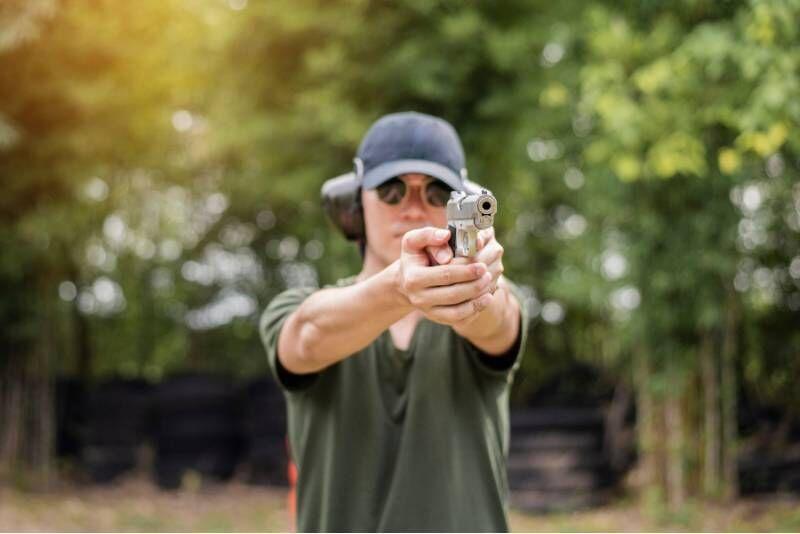 Strzelanie z pakietem Snajper w Malechowie