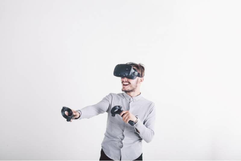 Gra w wirtualnej rzeczywistości w Tarnowskich Górach