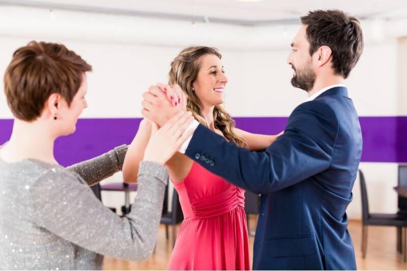 Karnet na zajęcia taneczne w parach w Warszawie