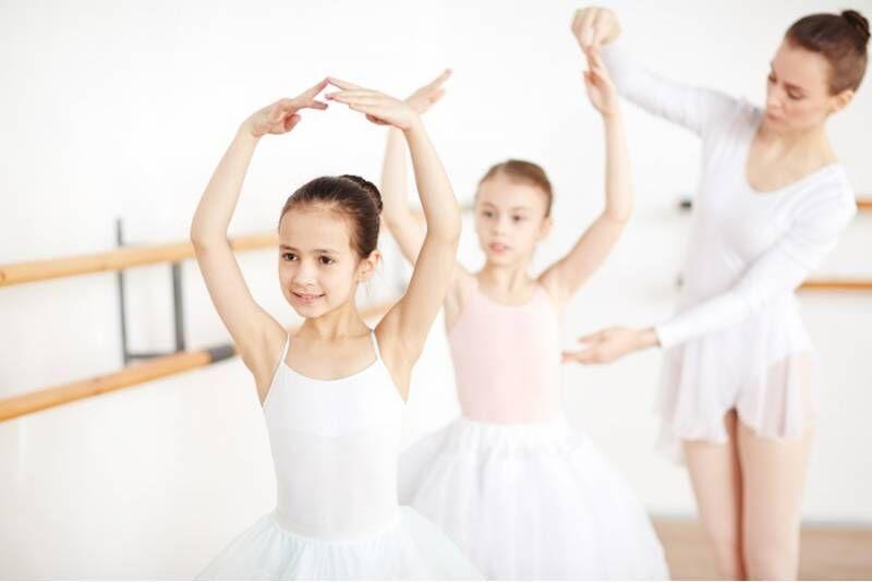 Karnet na zajęcia taneczne dla dzieci w Warszawie