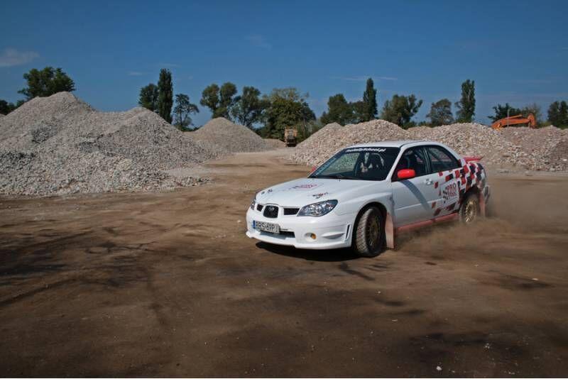 Jazda Subaru 160 KM z pakietem Silver