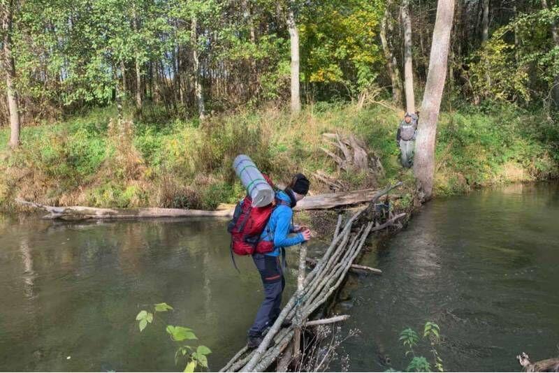 Outdoorowy Kurs Survivalowo-Bushcraftowy z LifeTrip