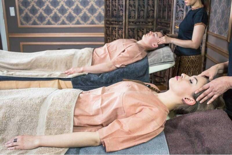 Klasyczny masaż dla pary w salonie Tajskie SPA