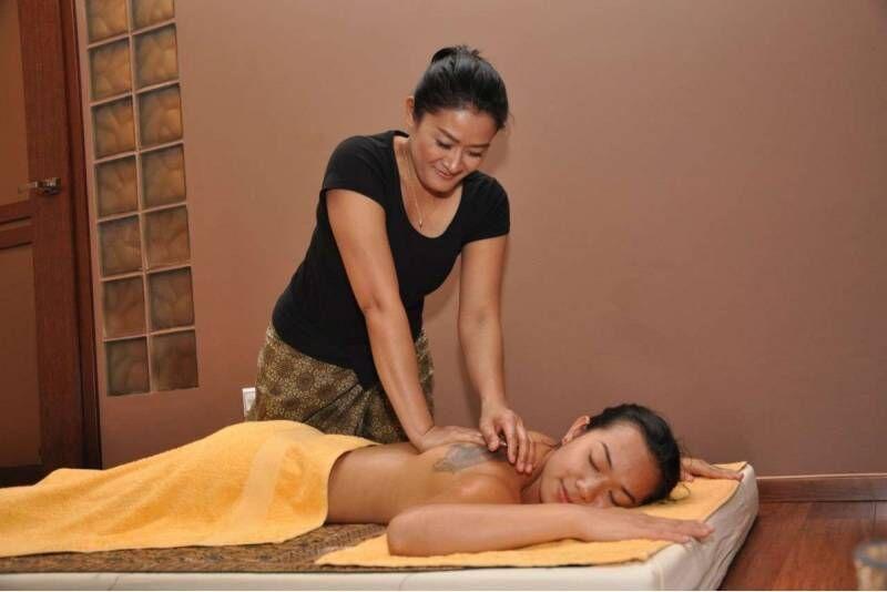 Masaż balijski w salonie Tajskie SPA