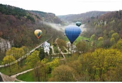 Lot balonem na wyłączność w Krakowie lub Zakopanym