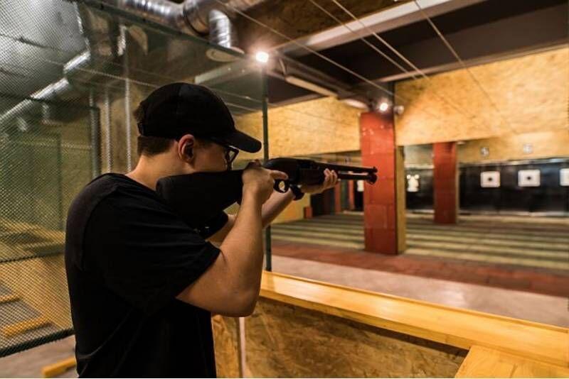 Strzelanie z pakietem Standard w strzelnicy Hajduki
