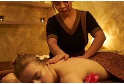 Wybrany masaż całego ciała w Warszawie