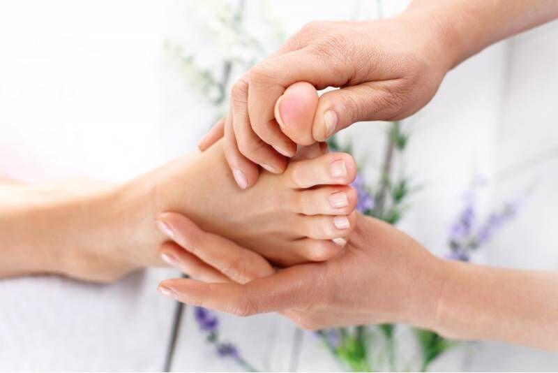 Tajski masaż stóp (refleksologia) w Warszawie