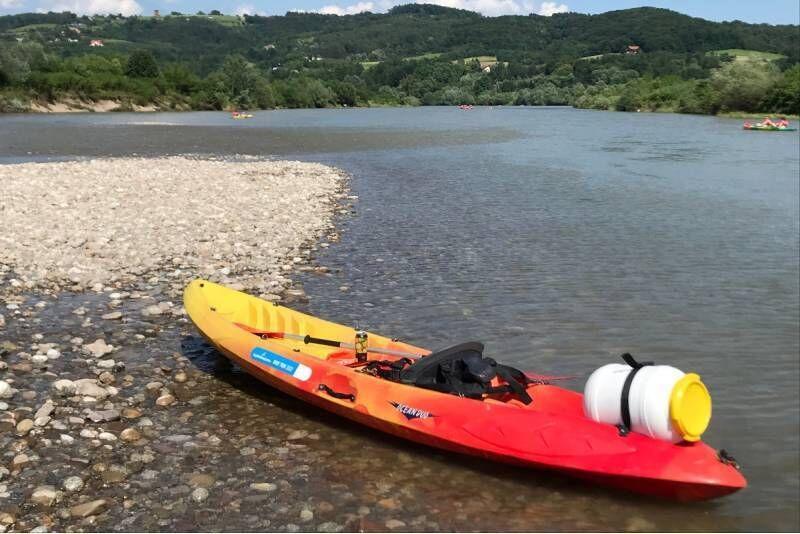 Spływ Kajakowy Dunajcem do Zakliczyna