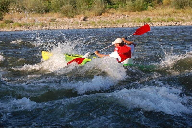 Spływ Kajakowy Dunajcem do Isep k.Wojnicza