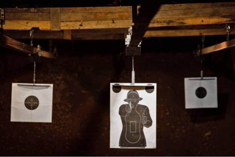 Strzelanie z pakietem FIRST SHOOT w Warszawie