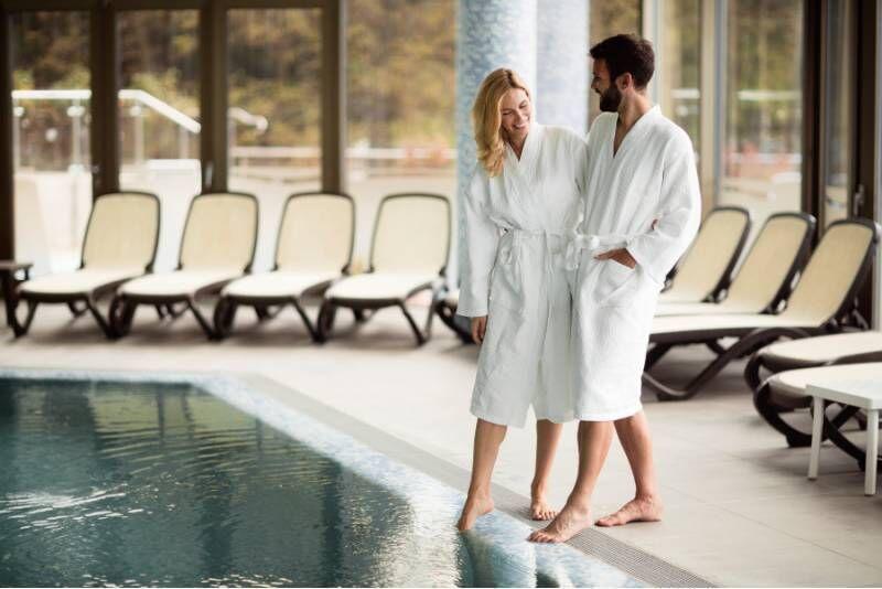 Day SPA dla 2 osób w Hotelu**** Solar Palace SPA & Wellness w Mrągowie