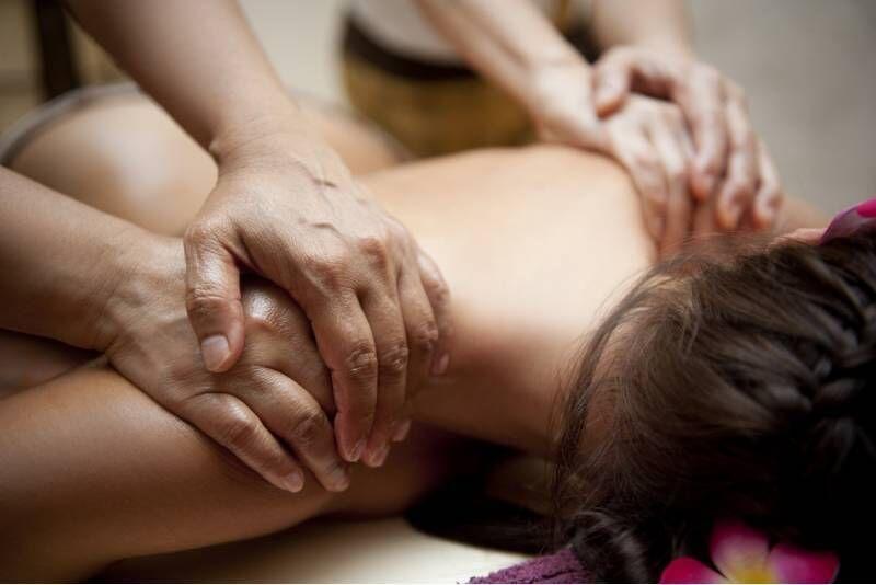 Ayurvedyjski masaż na cztery ręce w Białymstoku