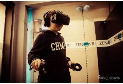 Zabawa VR z pakietem DUO w Gliwicach