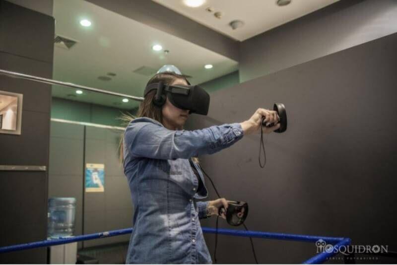 Impreza urodzinowa z wirtualną rzeczywistością (VR) w Gliwicach