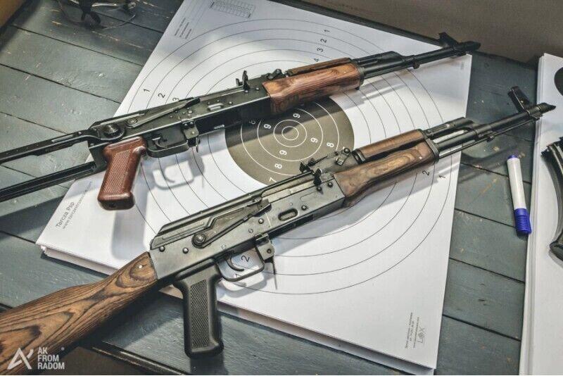 Strzelanie z pakietem Counter Strike w strzelnicy FSO w Warszawie