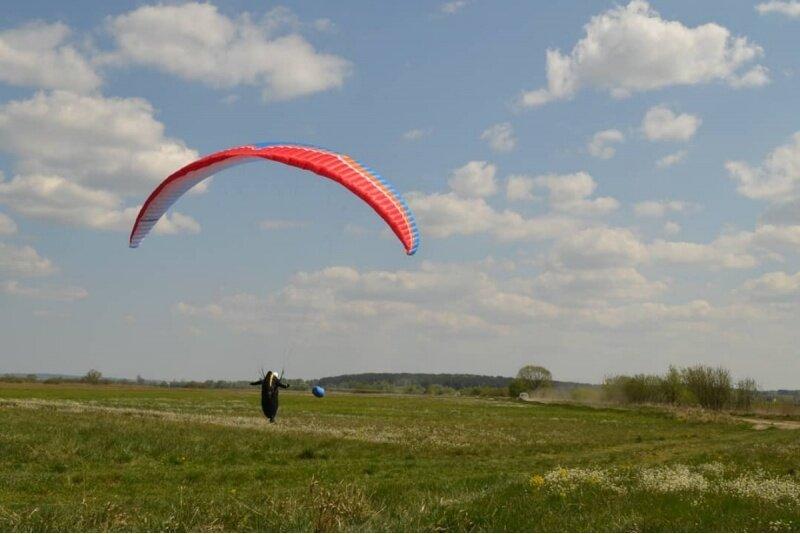 Lot widokowy w tandemie w okolicach Białegostoku