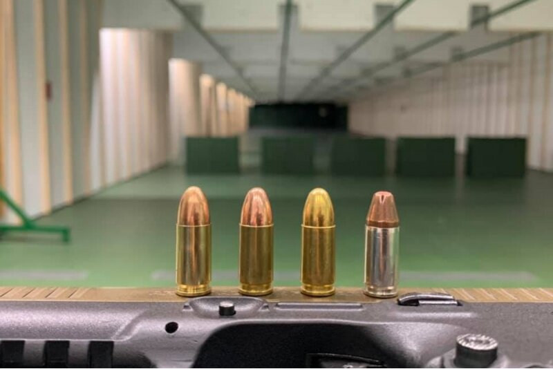 """Strzelanie z pakietem Gwardzista w Strzelnicy """"Shockfire"""" w Błoniu"""