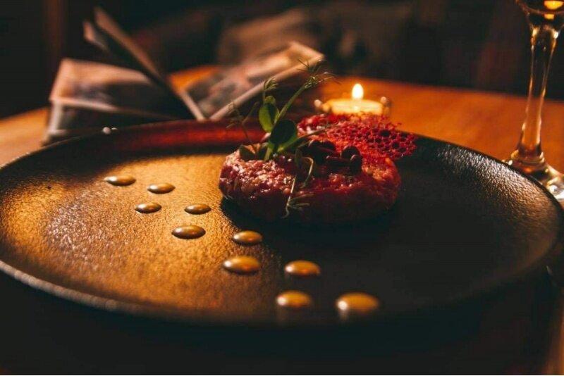 Romantyczna kolacja dla dwojga w Krakowie