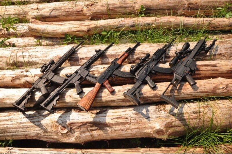 """Szkolenie """"Karabinek zaawansowany"""" w strzelnicy Feniks"""