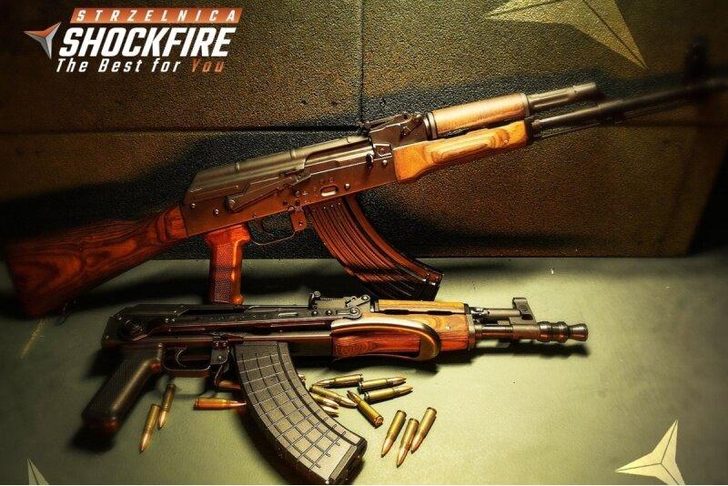 """Podstawowy kurs 101 strzelania w Strzelnicy """"Shockfire"""" w Błoniu"""